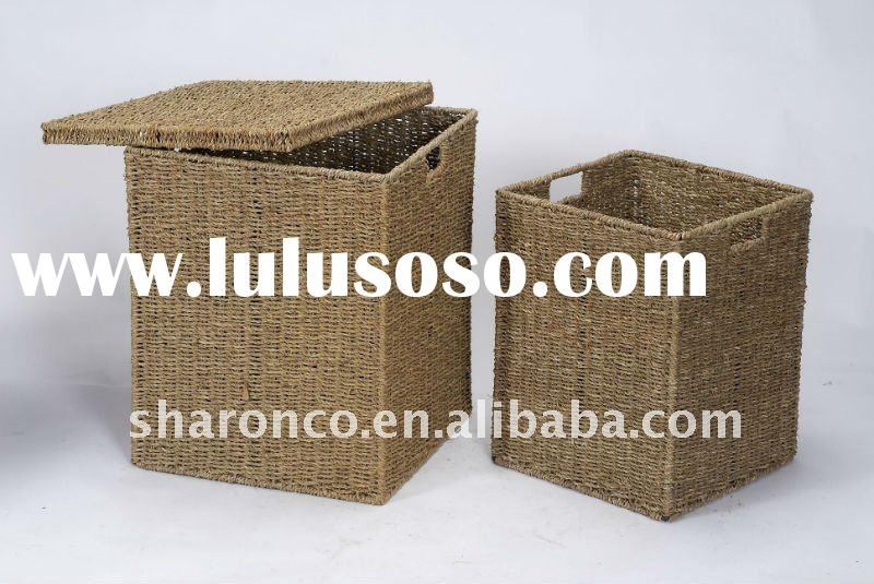 Eco-friendly wicker furniture from seagrass big seles