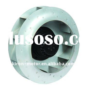 KIRON-280*112-280 Centrifual fan backwarded Curved Ducted fan