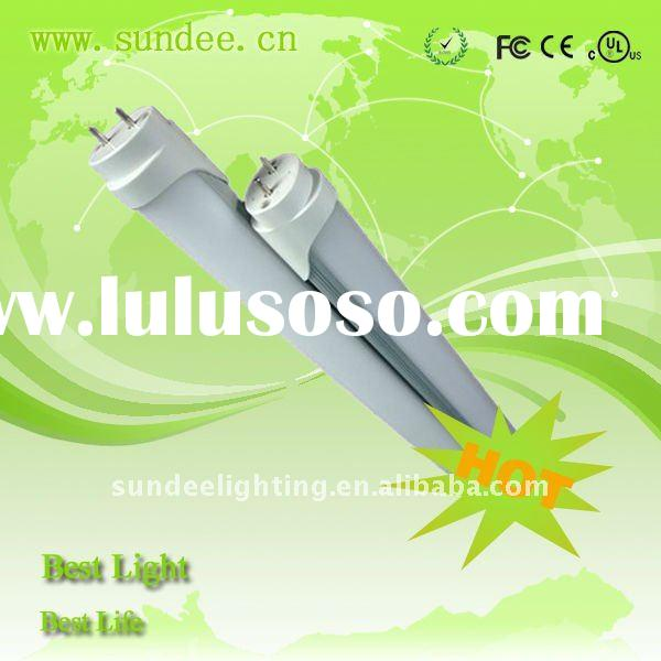 T8 LED Tube Lights / LED Fluorescent Tube with SMD LEDs, Stripe or Frosted Cover