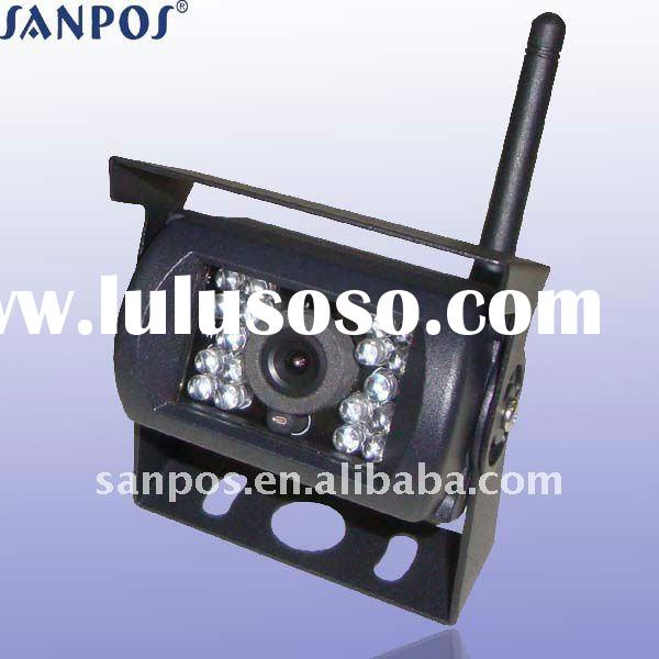 Wireless Camera for bus or truck with night vision function,120 degrees(SP-9880)