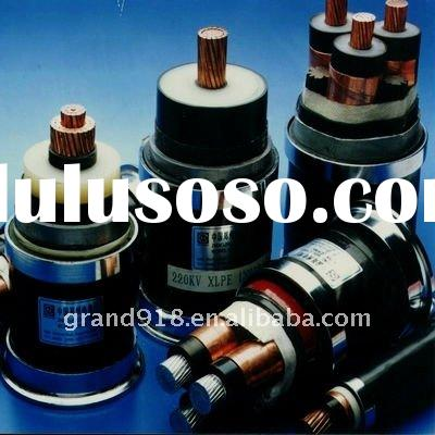 electrical power cable ( XLPE insulation )