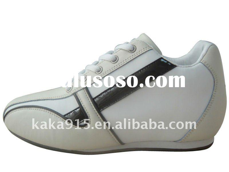 2011 latest style fashion shoes elevator shoes dress shoes increasd shoes casual shoes women shoes