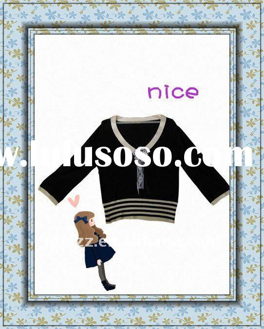 2012 new style 12gg nice knitted sweater