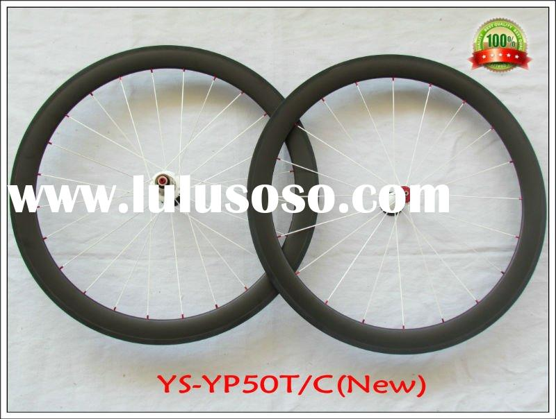700C 50mm carbon road wheelset,bicycle wheelset,Triathlon wheel set