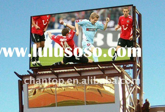 P20 Outdoor commercial advertising LED display screen