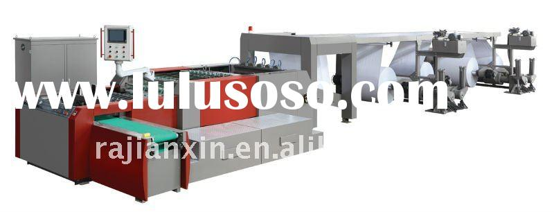 full auto high speed copy paper cutting machine