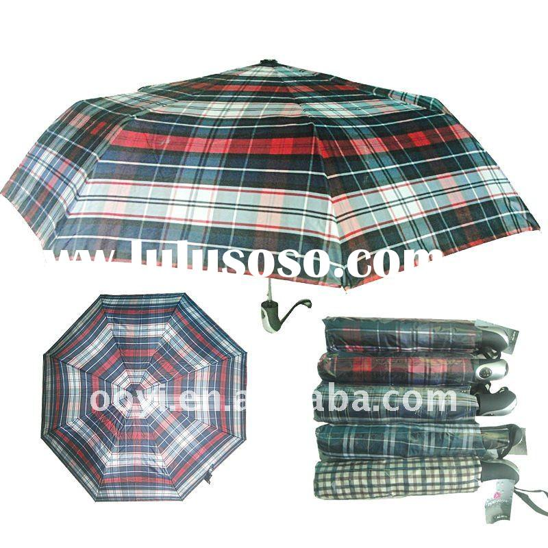 new fashion  3 fold umbrella with 21""