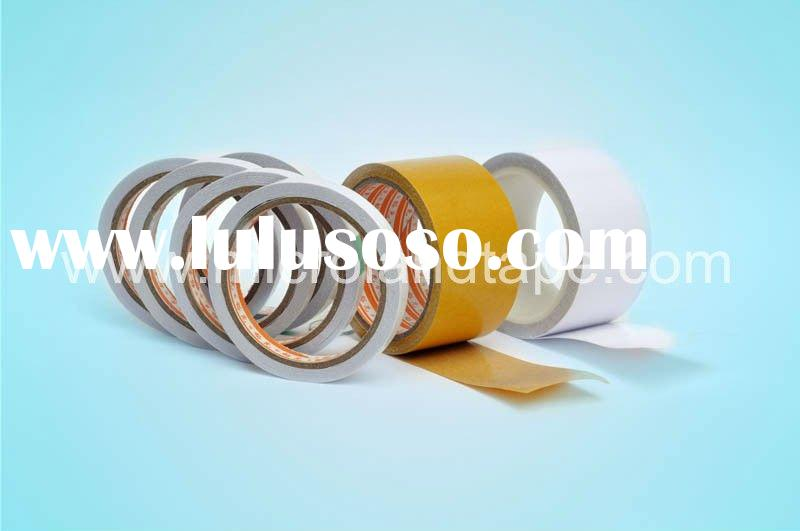 5158  Double Sided Non Woven Tissue Adhesive Tape