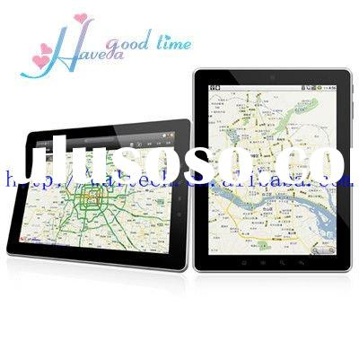 9.7inch Android 2.2 Tablet PC Google cortex-A9 NEC renesas EV2 512M optional/8GB