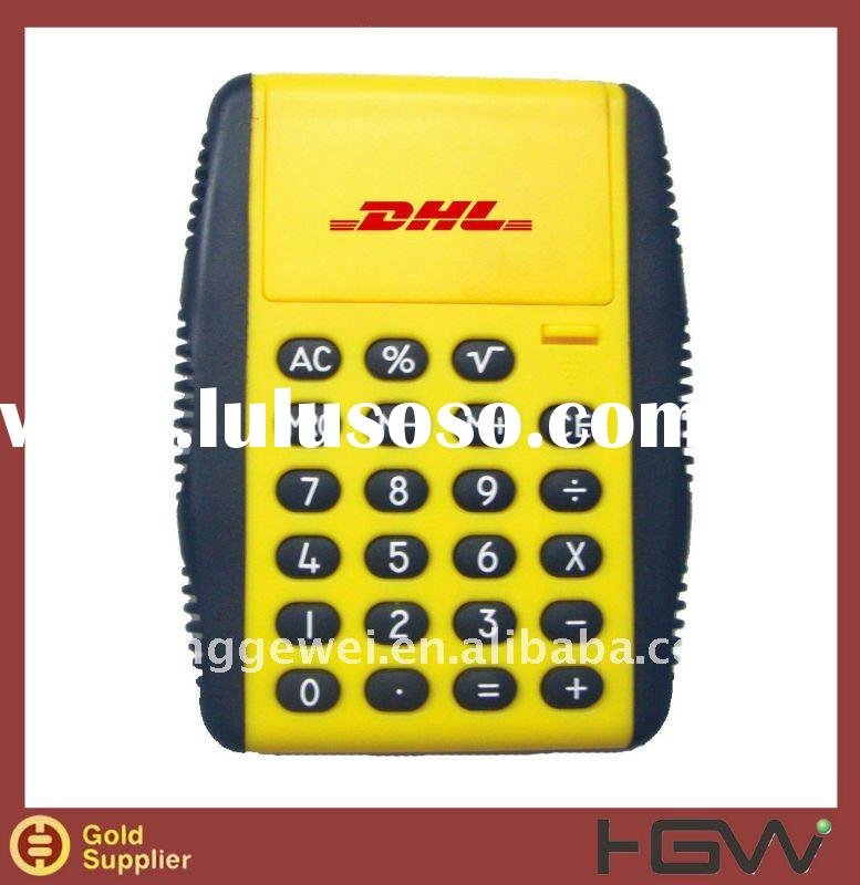 Mini calculators for promotion gifts
