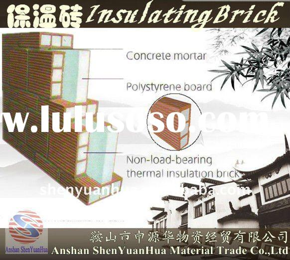 Non-load Bearing Shale Insulating Brick