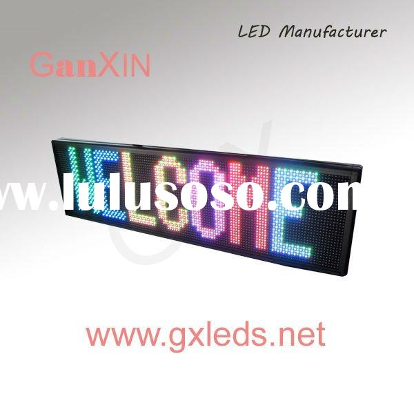 P25  full color high refresh rate use advertising  indoor led display