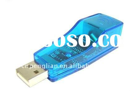 USB to LAN Converter Ethernet RJ45 Adapter Windows 7 By PL