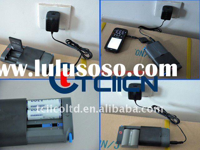 mobile phone/camera/camcorder/NiMh/NiCd Universal Battery Charger