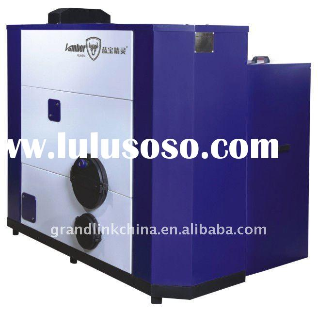 Automatic Coal Wood Boiler