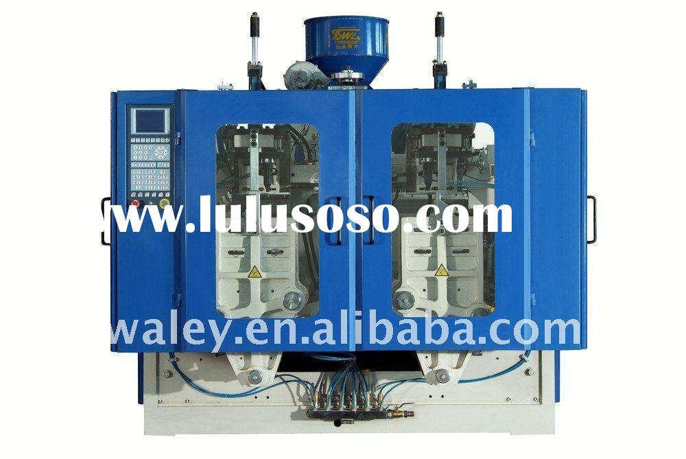 CPJ70IV Single-screw Four-dies Double Work-stations Automatic Plastic Blow Molding Machine