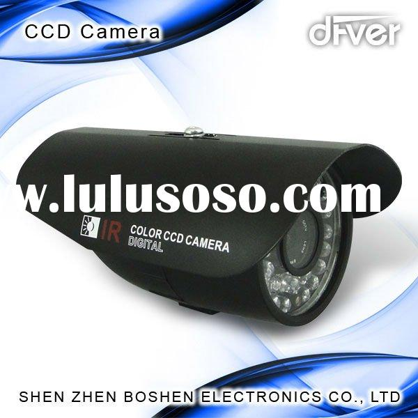 IR waterproof ccd cctv camera