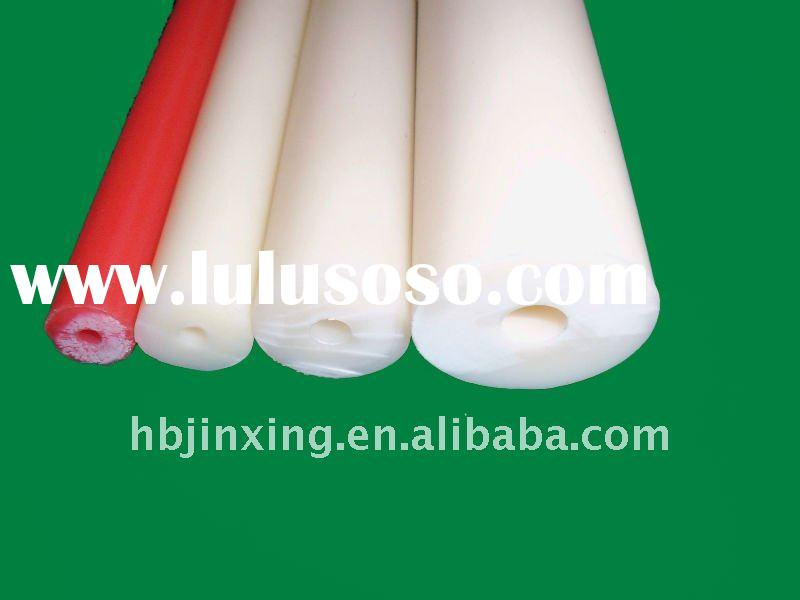 PP plastic rod for producing rubber hose