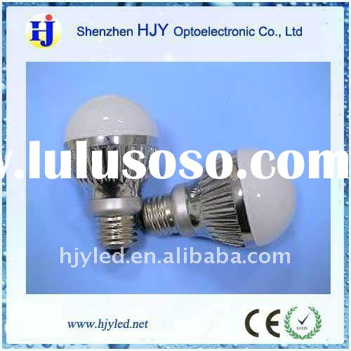 Super bright E27 7W LED bulb