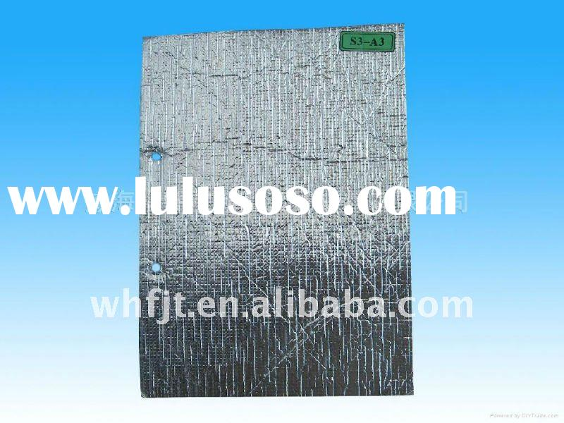 reinforced woven cloth bubble foil heat insulation