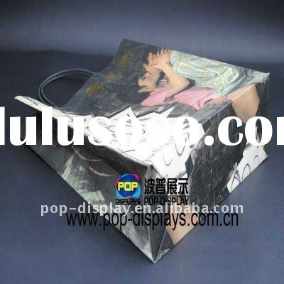 Handle Bags on Kraft Paper Shopping Bag Handle Bag