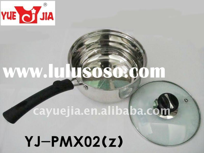 Stainless Steel Cooking Pan with Mirror Face