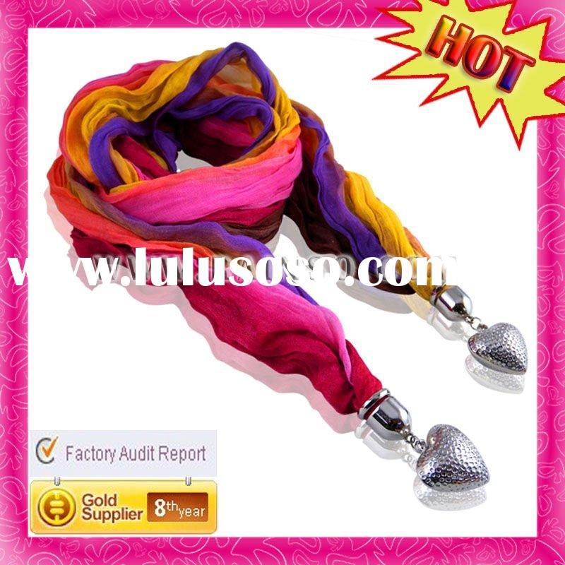 [Hot]Scarf Accessories Fashion Jewelry