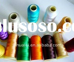 100 polyester sewing thread yarn 10-60/3