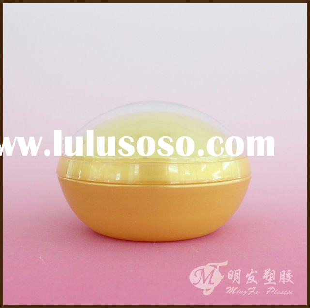hair care cosmetic jars
