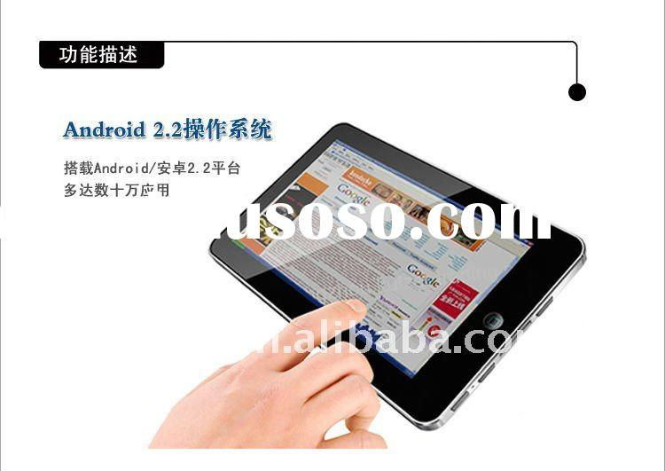 "10.2"" Flytouch 3 SuperPad android 2.2 8GB tablet pc"