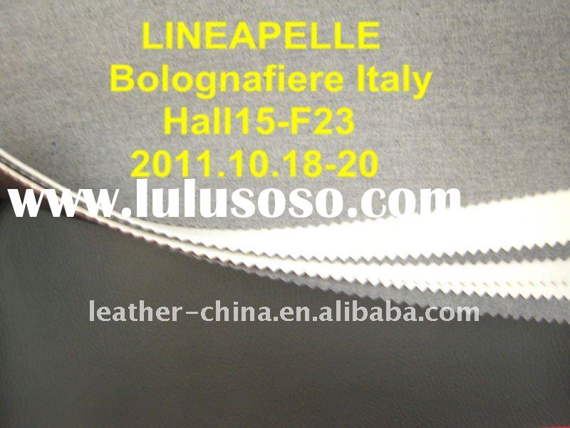 Environmentally Friendly PU Artificial Leather Material