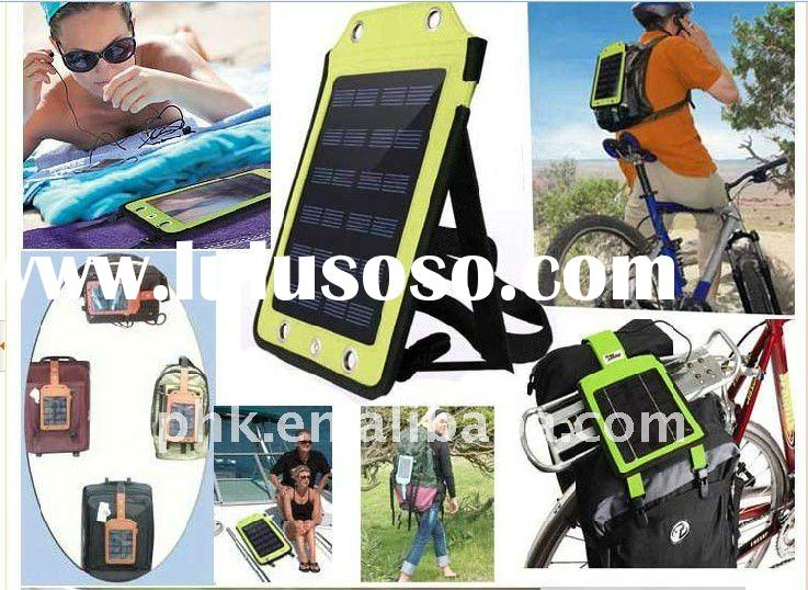 Fashion charger/solar charger for  Mobile Phones,PDAs,MP3,MP4 and iPods