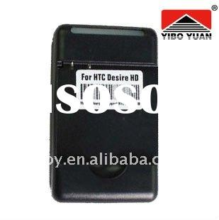 YIBOYUAN eletronic mobile battery charger with usb port for HTC Desire HD