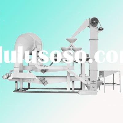 oat roller machine