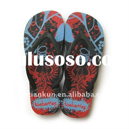 2011 Fashion Slippers For Men Flip Flops