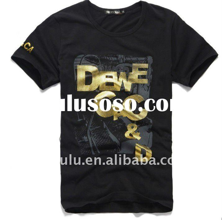 2011 fashion t shirt for women