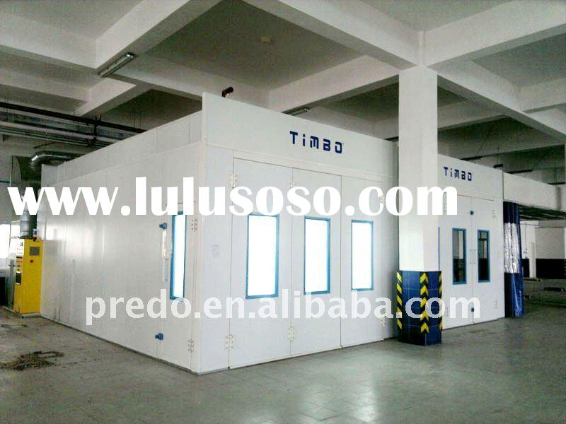 Car / Automotive Paint Spray Booths TIMBO-803_ PREDO