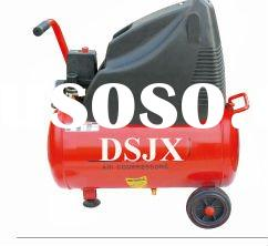 Oil free portable piston air compressor