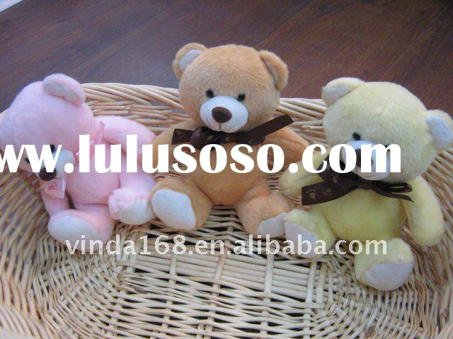 Plush toys Bear with clothes,stuffed animals toys,silly Bear
