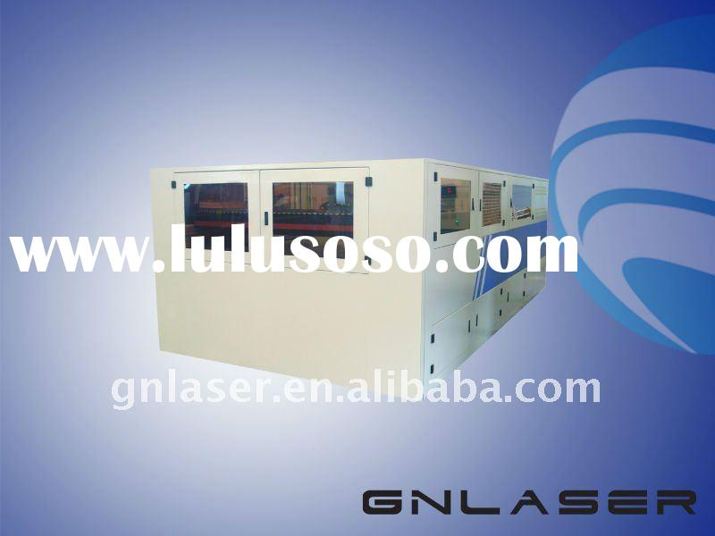 Sheet Metal Laser Cutting Machine System