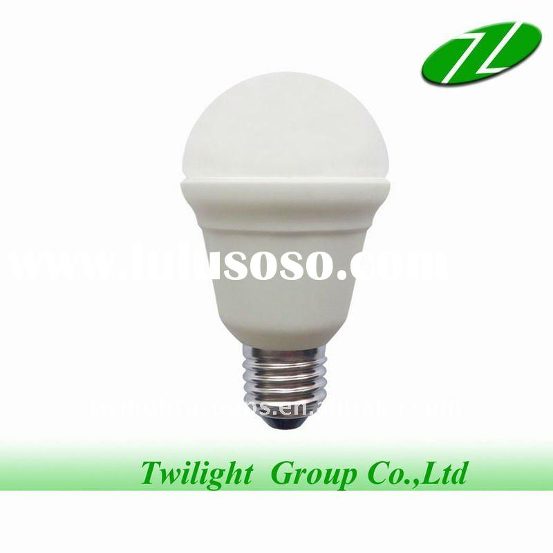 2011 the low power consumption,save energy 7W led bulb light  for 365lm