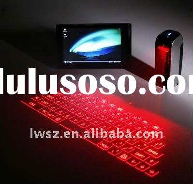 Bluetooth Virtual Laser Keyboard for iPad,iPhone and other smartphones