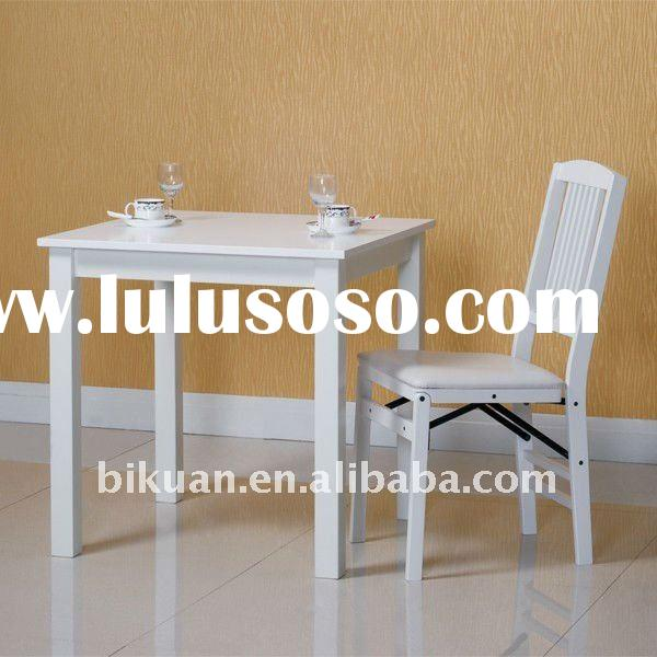 Dinning Room Folding Table & Chair Set