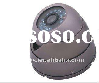 Varifocal lens cctv IR dome camera