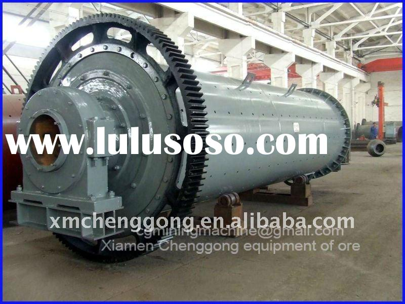 ore mineral processing grinding ball mill  machine- dry ball mill (200kg-300tons/hour capacity)