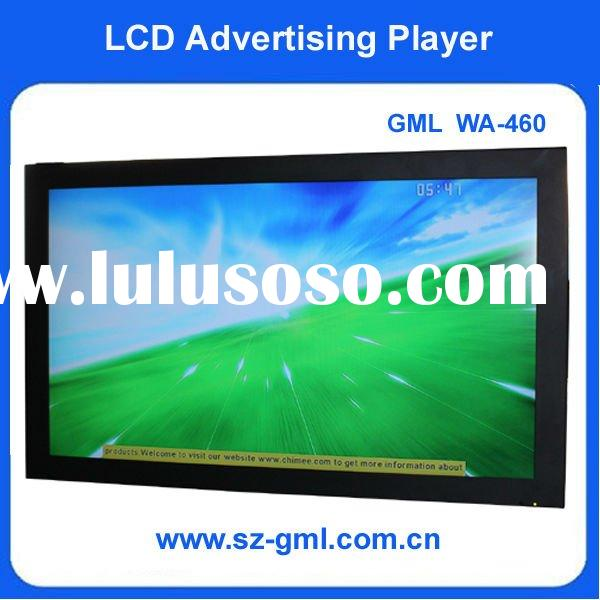 """32 inch Wall mounting LCD Advertising player(20-60"""")"""