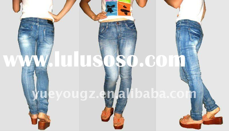 Newest woman  skinny  brand jeans Diesel