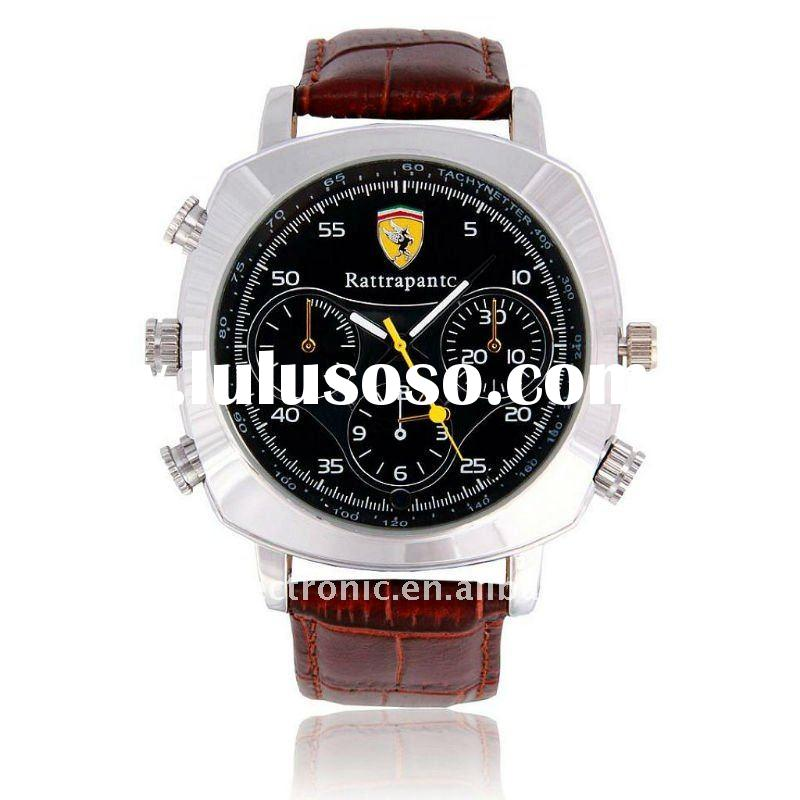 720P wristwatch DVR, HD watch camera,new hidden camera