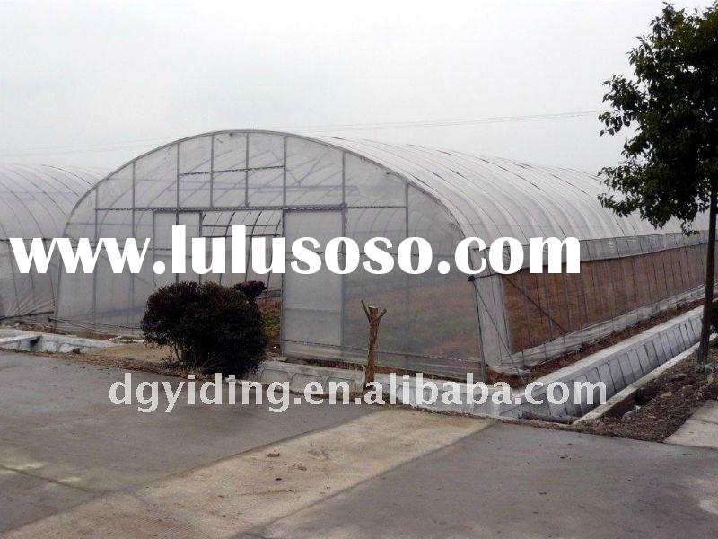 Agriculture & construction recycleful green plastic film