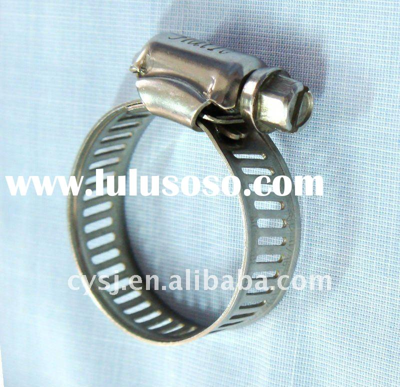 American type hose clamp-201 Stainless Steel